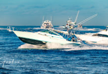 Bisbee's Black and Blue Marlin Tournament Shotgun Start