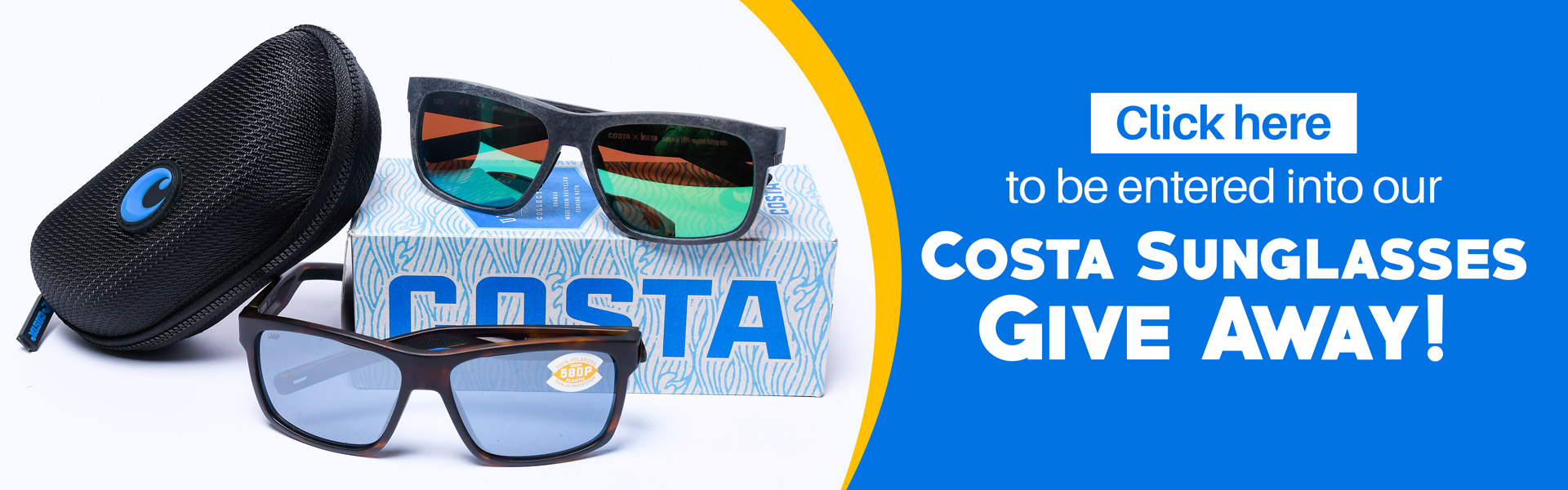 Hook and Barrel - Costa Sunglasses Give Away