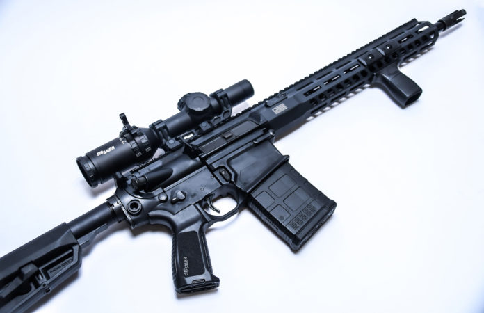 Sig Sauer 716i TREAD AR-10 Chambered in .308