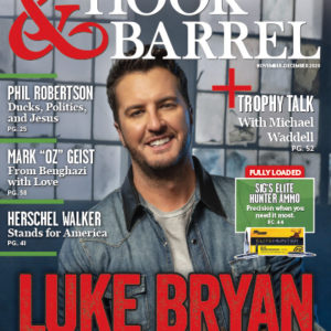 November December 2020 Hook and Barrel Magazine thumbnail