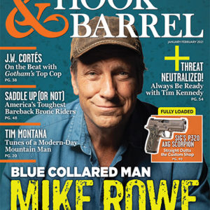 Hook and Barrel Jan Feb 2021 Digital Magazine cover thumbnail